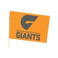 Greater Western Sydney Giants Large Team Flag