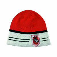 St George Illawarra Dragons Reversible Beanie