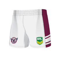 Manly Sea Eagles Youth Supporter Shorts