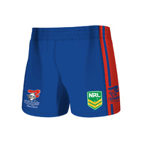 Newcastle Knights Youth Supporter Shorts