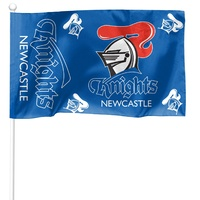 Newcastle Knights Small Flag
