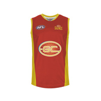 Gold Coast Suns Adult Supporter Guernsey