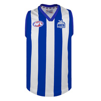 North Melbourne Kangaroos Supporter Guernsey - Adults Clearance