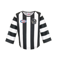 Collingwood Magpies Toddlers Supporter Guernsey