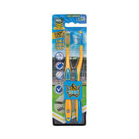 Gold Coast Titans Toothbrush - 2 Pack