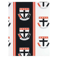 St Kilda Saints AFL Wrapping Paper