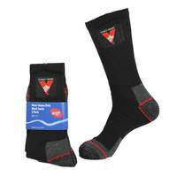 Sydney Swans Work Socks - 2 Pack