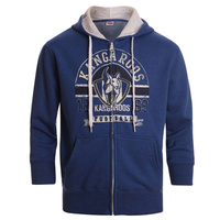 North Melbourne Kangaroos Youth Supporter Printed Hood