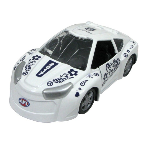 Fremantle Dockers 2017 Team Car