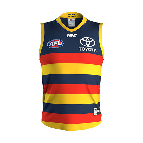 Adelaide Crows 2019 Adults Home Guernsey
