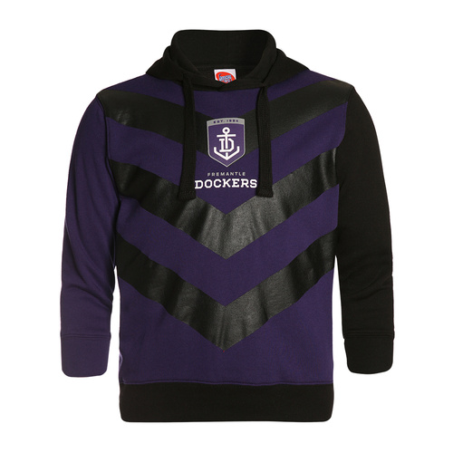 Fremantle Dockers Youth Supporter Pullover Hood