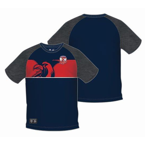 Sydney Roosters Youth Cotton Tee - S17