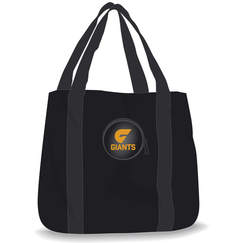 Greater Western Sydney Giants Fold Away Tote Bag