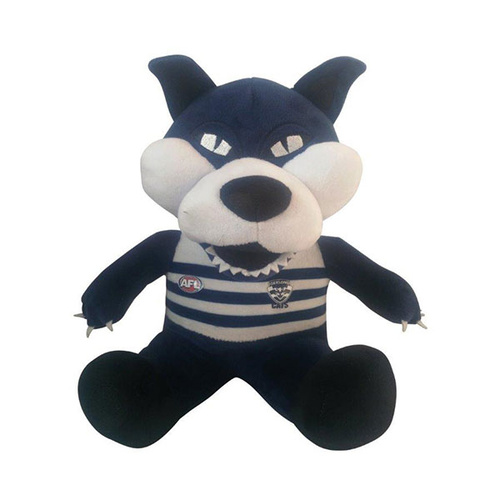 Geelong Cats Mascot Door Stopper