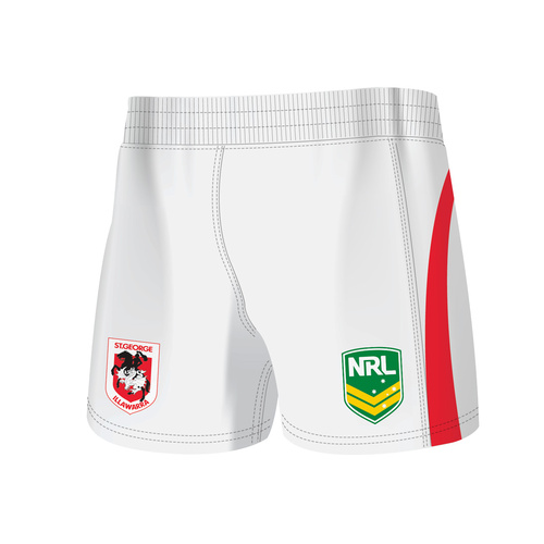 St George Illawarra Dragons Youth Supporter Shorts